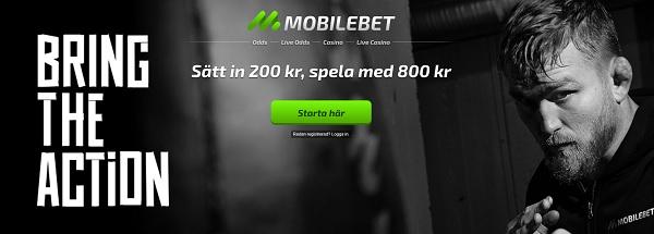 Bra mobilcasino med fokus på casinospel