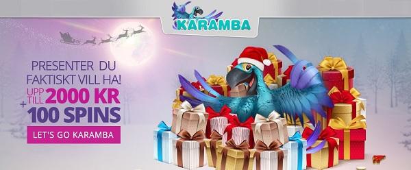 Karamba casino ger dig bra casinobonus i mobilen