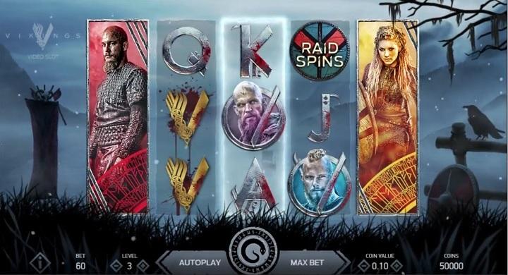 Nytt storspel från NetEnt – Vikings